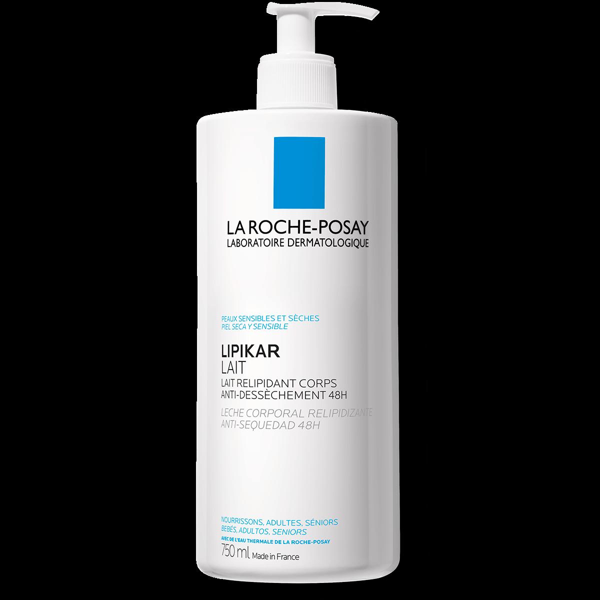 La Roche Posay Body Care Lipikar Lait 750ml 3337875549608 Front