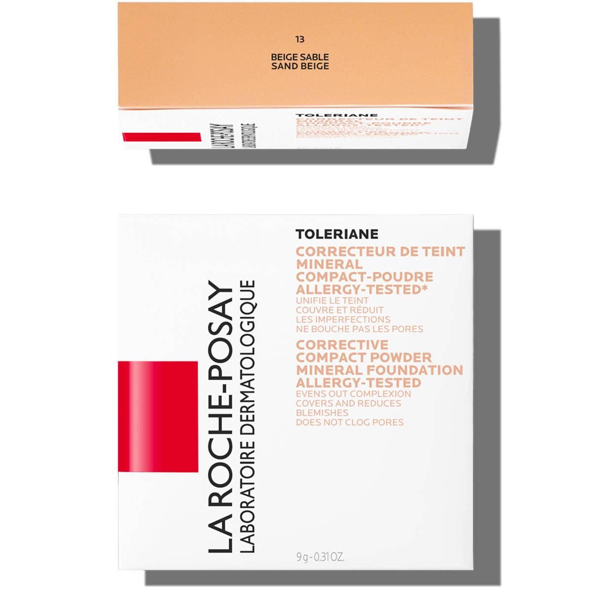 La Roche Posay Sensitive Toleriane Make up COMPACT POWDER 13SandBeige